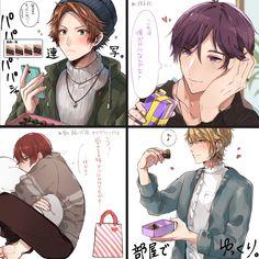 埋め込み Manga Boy, Vocaloid, Neko, Manhwa, Singer, My Favorite Things, Yuri, Boys, Pictures