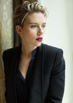For Scarlett Johansson, There Was Nothing Easy About 'Ghost In The Shell'
