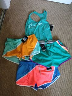 Never have enough running shorts