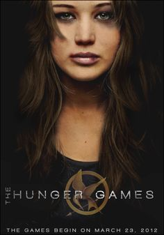 The Hunger Games <3  Ahhhhh!!! Why did I decide to wait until tomorrow and not go tonight at midnight!