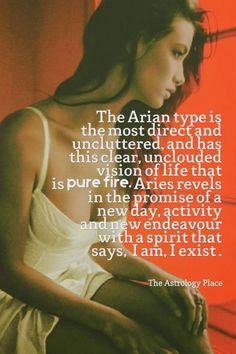 Aries - Red | The Astrology Place