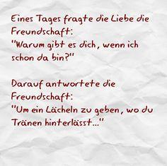 #Liebe vs. #Freundschaft