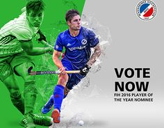 """Check out new work on my @Behance portfolio: """"Mannheimer HC FIH 2016 Player of the Year Nominees"""" http://be.net/gallery/46886161/Mannheimer-HC-FIH-2016-Player-of-the-Year-Nominees"""