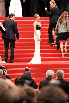 Festival Internacional de Cine de Cannes 2013 alfombra roja red carpet photocall - Emma Watson