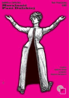 Morality Mrs. Dulska. Teatr Powszechny. Łódź. 1996