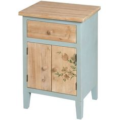 Pretty design for bedside table