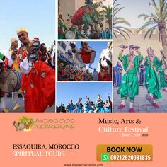 This event, #Gnaoua #Festival #Music In #Essaouira, focuses on #hundreds of #artists. Don't miss it!  #Message us on #WhatsApp +212620081835  Be #Hurry to #Book Now: https://tinyurl.com/yb38wwcy  #moroccoxcursion #tourism #MemorialDay #weekend #rocknroll #music #festivals #GratefulDead #summertime #toptags #DanceMusic #HouseMusic #partyhard #festivals2018 #musicians #tour #stuntgp #stunt #rider #drift #bike #festival #trick #show #toprider #marrakech #mamounia #morocco #me #meme