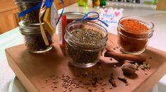 Épices tandoori et herbes provençales pour barbecue Barbecue, Pudding, Desserts, Food, Grasses, Recipes, Kitchens, Tailgate Desserts, Bbq