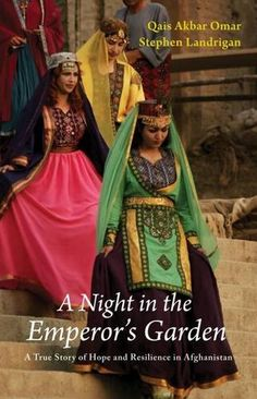 A Night in the Emperor's Garden: A True Story of Hope and Resilience in Afghanistan by Qais Akbar Omar http://www.amazon.com/dp/1910376124/ref=cm_sw_r_pi_dp_AYFwwb0V9V6FN