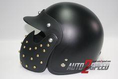 Helmet NINJA HANZO (Hand Made) -