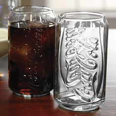 2015/04/30 Coke Can Glass - Set of 6 - $26.99
