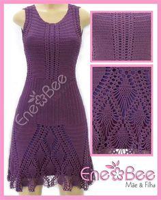 */* Crochet Skirts, Crochet Blouse, Crochet Clothes, Knit Dress, Knit Crochet, Crochet Purse Patterns, Sweater Knitting Patterns, Crochet Purses, Crochet Kids Hats