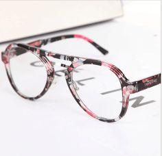 Brand Round Eyeglasses Women Eyewear Frame Clear Lens Computer Reading Glasses Prescription Eye Glasses para oculos de grau