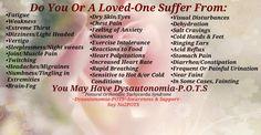 dysautonomia pots - Google Search