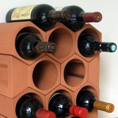 Terracotta Wine Racks & Wine Cellars