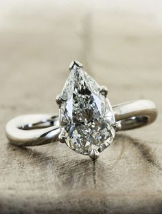 Featured: Ken and Dana Design; We have a major crush on these stunning engagement ring ideas;
