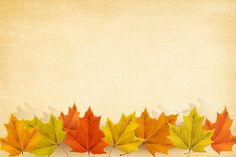 Autumn background with leaves. Vintage Design. $4.00