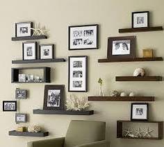Resultado de imagem para prateleiras de parede