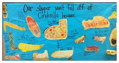 "After reading students two different versions of Cinderella, ask them how Cinderella could have prevented her shoe from falling off in the first place.  Give them a piece of paper so they can design their shoe.  They should be able to finish the sentence, ""My slipper wouldn't fall off of Cinderella because...."""