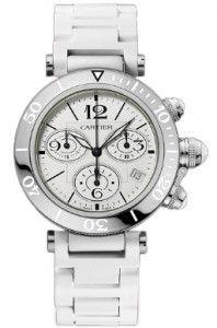 6653b5047f5 Cartier Pasha Seatimer - gorgeous Cartier Pasha Watch