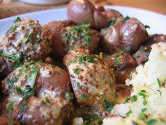 Cuisine de bistro: rognon de veau à la moutarde -