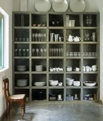 Geoffrey Bawa | Concrete cubbies