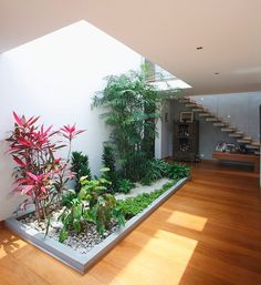 Courtyard Inside House Design 10 Modern Houses With Interior Courtyards Inside Garden 58 Most Sensational Interior Courtyard Garden Ideas Courtyard Inside House Design See Description Atrium Design, Courtyard Design, Courtyard Ideas, Modern Courtyard, Atrium Ideas, House With Courtyard, Exterior Design, Interior And Exterior, Modern Interior