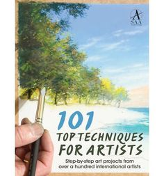 Created by the Society for All Artists (SAA), the world's largest  and most influential art society, this practical and inspirational book features 101 essential techniques handpicked by the SAA from their  most high-profile artists, bringing their knowledge and expertise in all  mediums and subjects to artists of any age and ability. How do you paint realistic clouds
