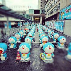 Doraemon Anniversary #doraemon #japan #cartoon #play #games #cute #happy #cat (copyright to the rightful owner) - @emierr- #webstagram