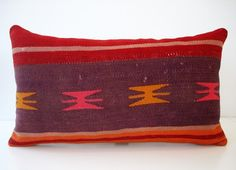 another kilim pillow