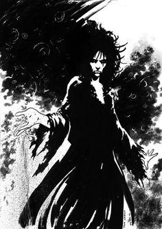 Morpheus, The Sandman by Tom Crielly
