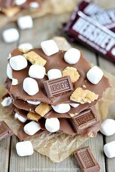 Easy S'mores Recipes! .....It's # 4 on my new list... Top 10 Best List: Easy S'mores.