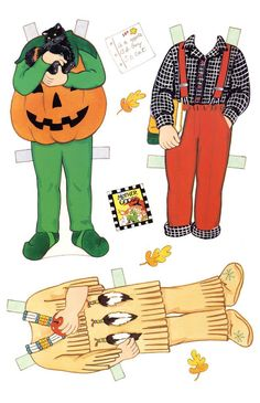 Friends At School Paper Dolls - MaryAnn - Picasa Albums Web