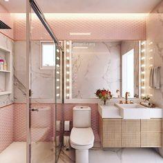 Bathroom – Home Decor Designs Bathroom Design Luxury, Modern Bathroom, Dream Bathrooms, Dream Rooms, House Rooms, Home Interior, Bathroom Inspiration, Bedroom Decor, Home Decor