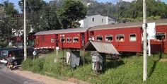Train to Kandy - Kandy