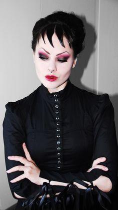 65 best gothic makeup girls images in 2019 goth art gothic art rh pinterest com