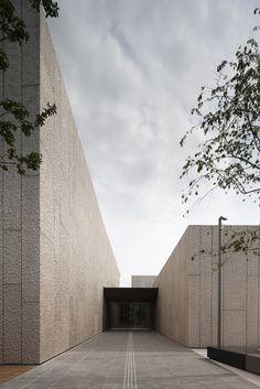 Galería - Museo de la Literatura Koshinokuni / Yasuyuki Ito/CAn - 1