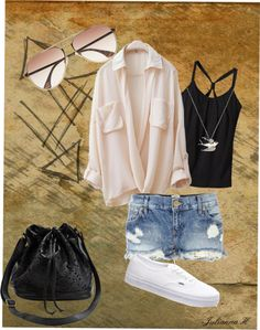 """""""Can't Wait 4 Summer!"""" by juliannahensel on Polyvore"""