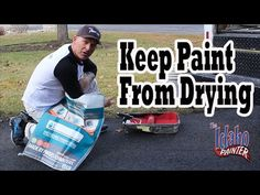 The Kovrd paint pan cover, does this thing actually work. Keep paint in the pan from drying out for days with these hacks. Two paint hacks keeping paint wet ...