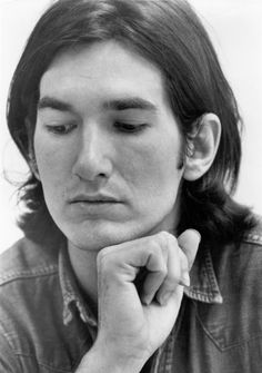 Townes van Zandt. I have a crush on him for some reason.