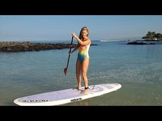 Video: How to stand-up paddle like a pro   Expedia Viewfinder Travel Blog