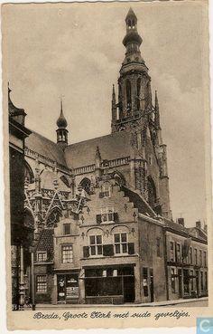 Breda - Grote Kerk.