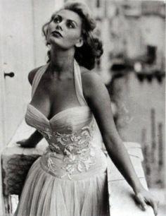Sophia Loren c. 1950's.