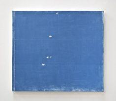 John Zurier, Hearadsdalur 3, 2014-2015 oil on linen 22 1/16 x 24 13/16 inches