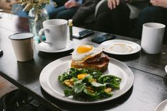 breakfast at Gaslight Coffee Roasters / photo by Alex Maier