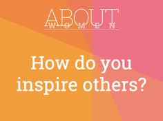 Question of the day... #ABOUTWOMEN #inspire #inspireothers #motivate  Please join the judgment-free convHERsation -  https://www.facebook.com/groups/NikkiNiglABOUTWOMEN/