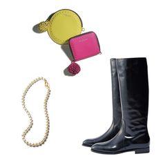 身につけるだけで女っぽさが手に入る!冬コーデの鮮度を上げる冬小物まとめ Rubber Rain Boots, Riding Boots, Lady, Womens Fashion, Shoes, Style, Horse Riding Boots, Zapatos, Shoes Outlet