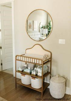 FREE GIVE AWAY 40 PLANS  My Changing Table Exhibiting Check out Changing Table Chic Baby Rooms, Baby Boy Rooms, Baby Room Decor, Room Baby, Baby Girl Names, Boy Names, Baby Cribs, Mode Masculine, Changing Table Organization
