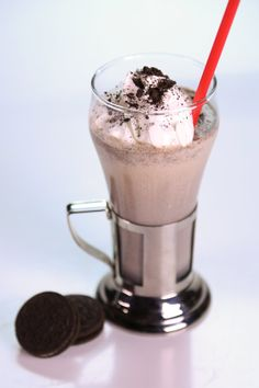 the chew | Recipe  | Clinton Kelly's Grown-Up Cookies And Cream