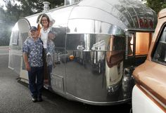 Vintage Airstream travel trailers roll in Colorado - The Denver Post
